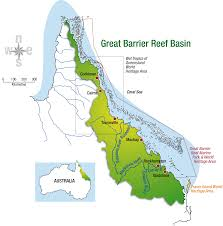 great barrier map