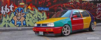 harlequin car
