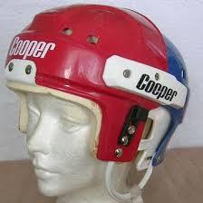cooper hockey helmets