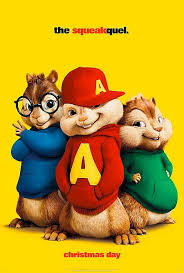 alvin and the chipmunks squeakuel