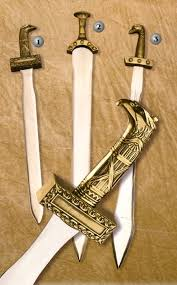 romans weapons