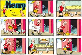 henry comics