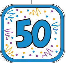 birthday fifty