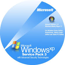 microsoft windows xp pro cd