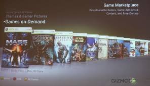 games xbox live