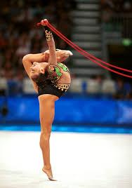 famous women gymnast