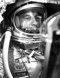 alan shepard pictures