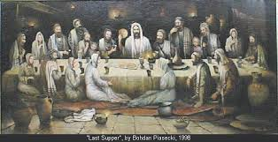 paintings of the last supper