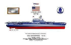 uss enterprise cv 6