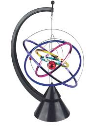 perpetual motion desk toy