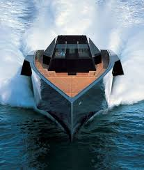 power yacht
