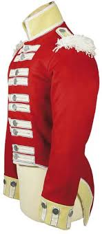 redcoat uniforms