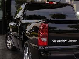 2006 chevy trucks