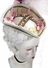 marie antoinette hats