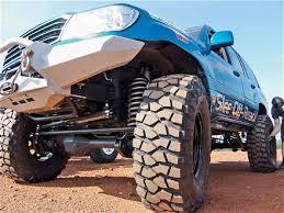 landcruiser suspension