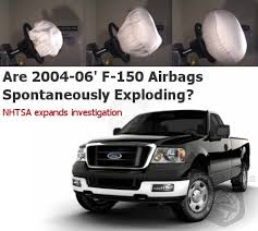 airbag problems