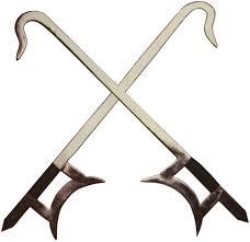 chinese hook sword