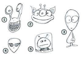 how to draw ufo