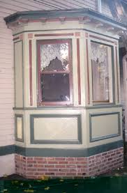 bay window detail