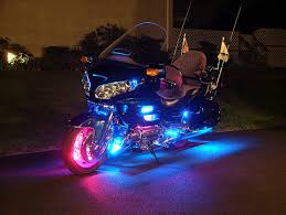 neon lights for motorcycle