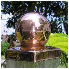 copper ball