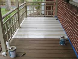 paint porch