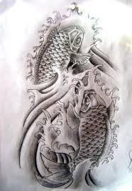 japanese tattoos koi fish