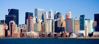 ny city skyline