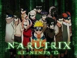 matrix anime