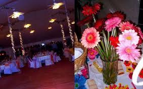 daisy themed weddings