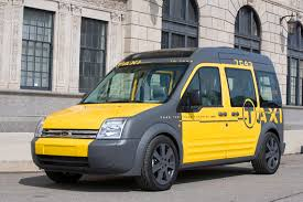 ford taxis