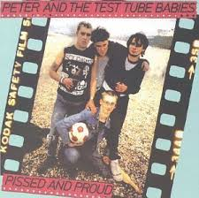 Peter And The Test Tube Babies - Goodbye Forever