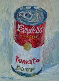 soup painting