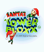 santa tower bloxx