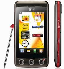 celular lg touch screen