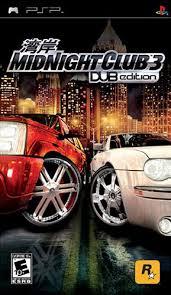 midnight club 3 dub edition remix for psp