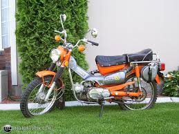 honda 90 trail bike