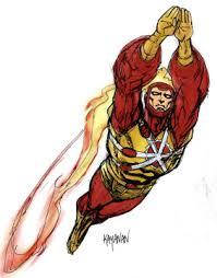 firestorm comic