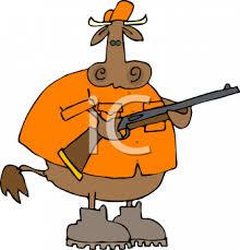 free hunting clip art