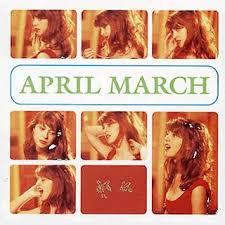 an april march