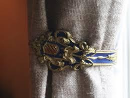drapery tie back