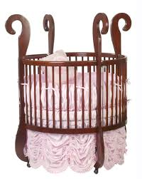 baby round cribs