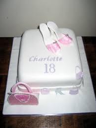 18th birthday cake designs