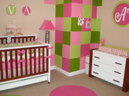 baby girl nursery photos