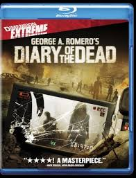 diary of the dead bluray