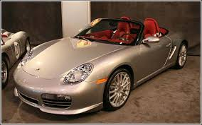 2009 boxster