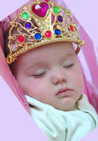 medieval baby