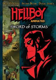 hellboy animated dvd