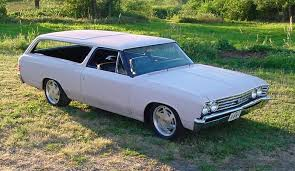 1967 chevelle wagon