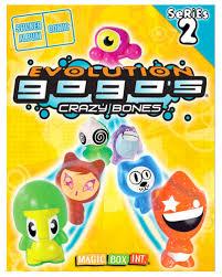 gogos crazybones evolution